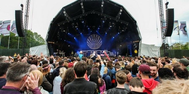 Common People 2016 w Southampton